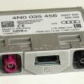 Multiband-Kompensator (MBC)-EU (Abbildung siehe Anlage) - aus einer mit Verstärkerelektronik und weiteren Bauelementen bestückten gedruckten   Schaltung in einem Gehäuse (Abmessungen: 92,6...