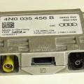 Multiband-Kompensator (MBC)-CN 4N0.035.456B (Abbildung siehe Anlage) - aus einer mit Verstärkerelektronik und weiteren Bauelementen bestückten gedruckten   Schaltung in einem Gehäuse (Abmessungen:...