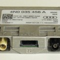 Multiband-Kompensator (MBC)-NAR (Abbildung siehe Anlage) - aus einer mit Verstärkerelektronik und weiteren Bauelementen bestückten gedruckten   Schaltung in einem Gehäuse (Abmessungen: 92,6...