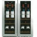 av glas; dörr; av oädel metall; vin; flaska; kompressor; kylskåp;…