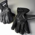 aus spinnstoff; aus gewebe; bedruckt; handschuh; mit kunststoff;…