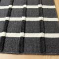 av textilmaterial; matta; med lugg; rektangulär; i detaljhandelsförpackning;…