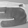 bedruckt; aus synthetischer chemiefaser; gewirke; handschuh