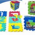 de plástico; para niños; juguete; rompecabezas
