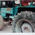 trattori; a motore; per agricoltura; a quattro ruote