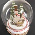 aus holz; für die dekoration; aus glas; weihnachtsartikel; akku-betrieb;…