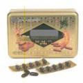 cogumelo; para venda a retalho; em capsula; alimento suplementar;…
