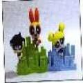 di materia plastica; contenitori; rigido; per bambino; giocattoli