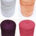 z bavlny; jemné pletené textílie; pletené alebo háčkované textílie;…