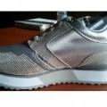 suole esterne; calzature per il tempo libero; di materia tessile;…