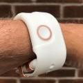 av plast; armband; mottagare; med högtalare; sändare; med bluetooth