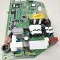 elektronisch; leiterplatte; prozessor; transistor