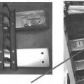 z oceli; pro nábytek; z obecných kovů; části a součásti nábytku;…