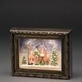 av plast; rektangulär; för dekoration; julartikel; julgranspynt;…