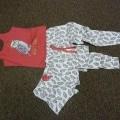 spodnie; z bawełny; dzianiny gładkie; podkoszulki, bielizna