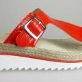 oberteil, schuhwerk; aus leder; laufsohle; aus kautschuk; sandale;…