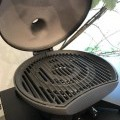 af aluminium; til madlavning; gas; af støbejern; grillapparater