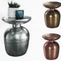 aus metall; möbel; aus aluminium; tisch; wohnzimmermöbel