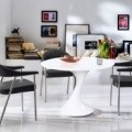 от дърво; мебели; от стъкло; маса
