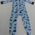 schlafanzug; aus baumwolle; bedruckt; für mädchen