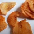 bananer; vegetabilske olier; i skiver; løst