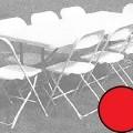 plastik; møbler; borde