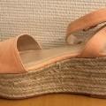 överdel, skodon; yttersula; av gummi; av textilmaterial; sko;…