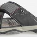 oberteil, schuhwerk; laufsohle; aus spinnstoff; sandale; aus…