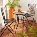 стоки представени в комплекти; стол; от метал; мебели; маса