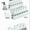 magnet; aus unedlem metall; ventil; pneumatisch