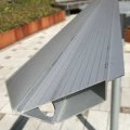 av aluminium; aluminium; profil; med hål; container; av aluminiumlegering