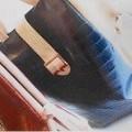 torebki damskie; z zapięciem na suwak; z tworzywa sztucznego;…