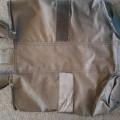 af tekstilmateriale; vævet; konfektioneret; beholdere; polyvinylchlorid