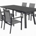 sitz; stuhl; aus metall; möbel; aus aluminium