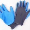 aus kautschuk; gewirke; handschuh; verstärkt; naturkautschuk