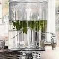 aus kunststoff; behälter; deckel; aus glas; tischgeschirr