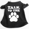 aus spinnstoff; t-shirt; ärmel; für tiere; für hunde