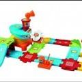 materiale plastice; jucării; cu baterii; cu sunet