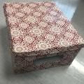 rivestito; di materia plastica; scatole; per uso domestico; per…
