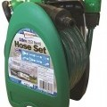 of plastic; hoses; for the garden; for liquids; spraying equipment;…
