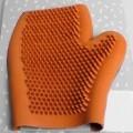 aus kautschuk; handschuh; für tiere; bürste; für die massage