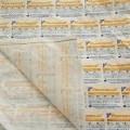 покрит; хартия; за опаковка на стоки; полиетилен