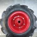 benzínovým motorem; ručně poháněné; kola; disky; části a součásti
