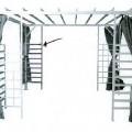 av aluminium; rör; av oädel metall; skruv; med hål; fästningsanordning;…