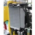 alluminio; radiatori; parti di macchina; sterratori; radiatori…