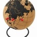 voor versiering; van onedele metalen; samengesteld; globes