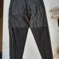 kalhoty; pleteniny; z polyesteru; z polyamidu; pro muže