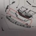 autovehicule; crom; articol de ornament; grilaj