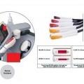 elektrisk; maskiner med selvstændig funktion; lasere