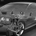z ocele; rúrky; na motorové vozidlá; opracovaný; časti motorových…